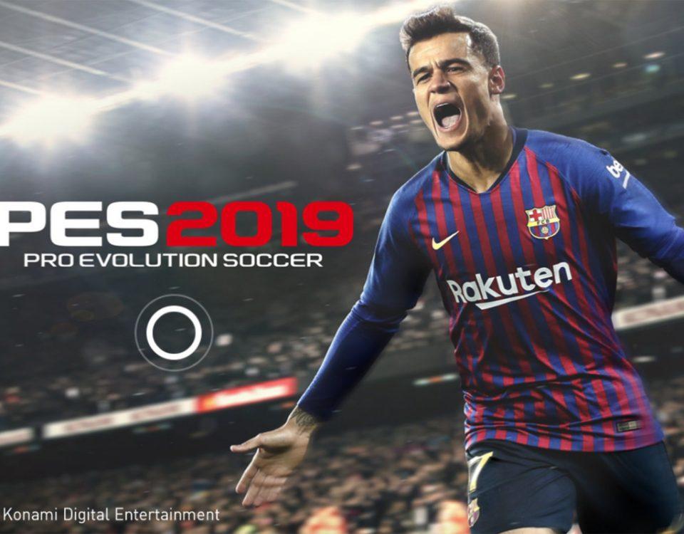بررسی تخصصی و دانلود بازی موبایل فوتبال PES 2019