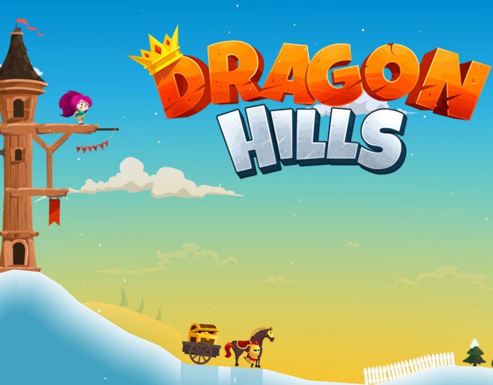 نقد و بررسی بازی Dragon Hills معرفی بازی موبایل تپههای اژدها