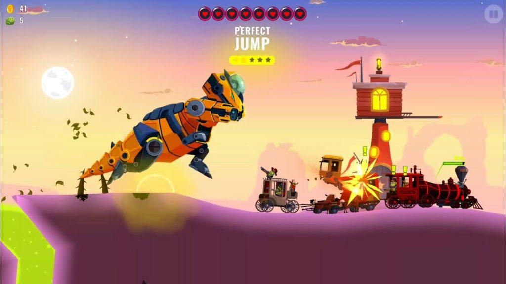 بازی Dragon Hills هک شده