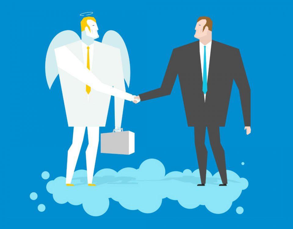 سرمایه گذار فرشته | Angel Investor