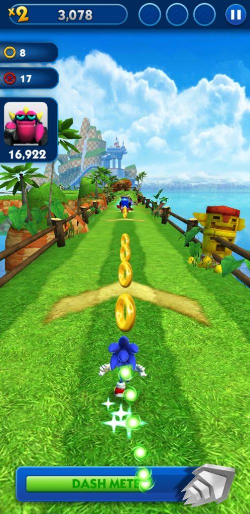 دانلود بازی سونیک برای موبایل