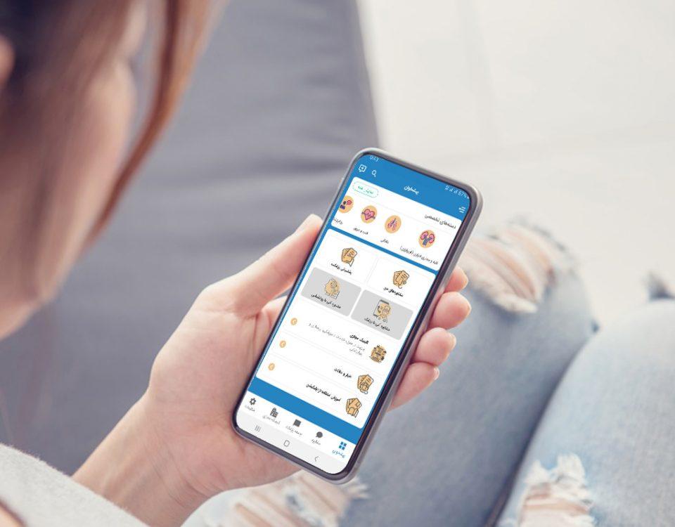 نقد و بررسی اپلیکیشن پزشکت ، مشاوره آنلاین پزشکی و سلامتی