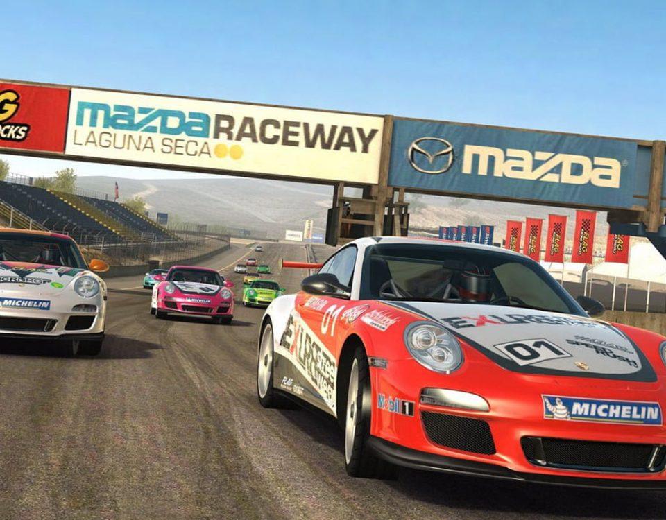 نقد و بررسی بازی موبایل Real Racing 3